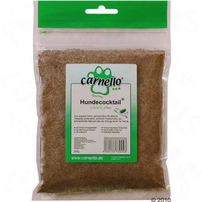 Carnello Dog Cocktail - 5 x 250 g
