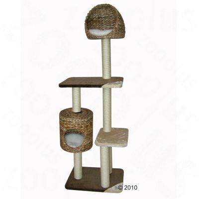 Panglao Cat Tree - brown-beige