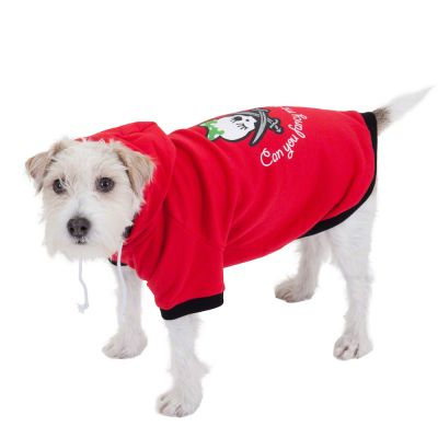 Dog Jumper Pirate Hoody - approx. 30 cm back length