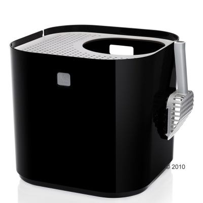 ModKat Cat Litter Box - Black