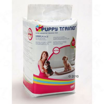 Savic Puppy Trainer Pads - Medium, 50 pads