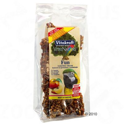 Vita Nature Apple Nibble Sticks - 50 g