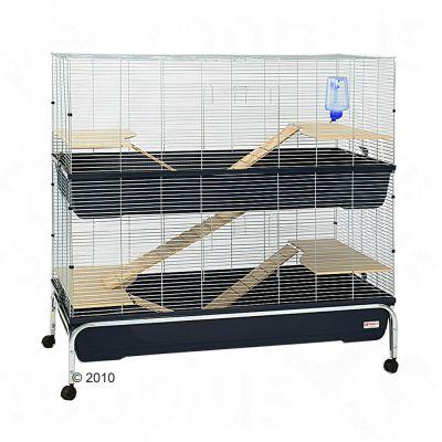 Essegi Small Pet Cage Virginia 120 - 118 x 58 x 120 cm (L x W x H)