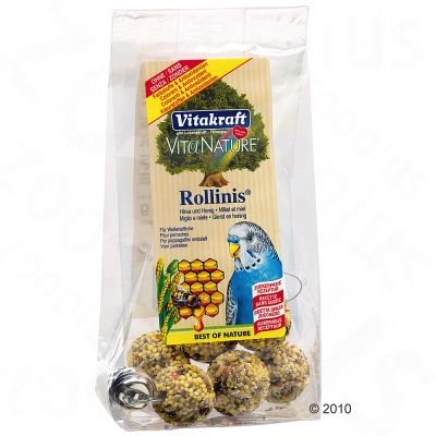 Vita Nature Rollinis - 2 x 2 pieces savings pack