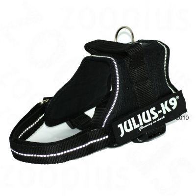 Julius K9 Power Harness - black - Size 1: 65 - 80 cm chest circumference