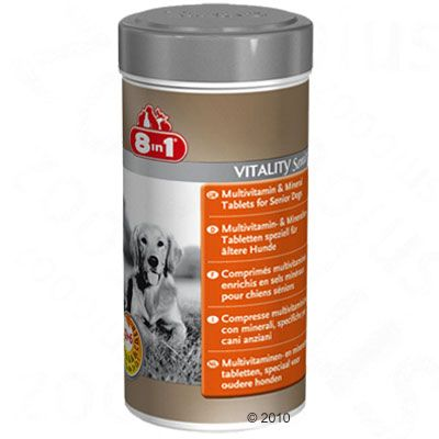 8 in 1 Vitality Senior – 70 Tabletten