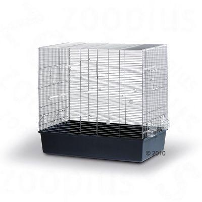 Cage pour oiseaux Rose- L 80 x l 45 x H 75 cm