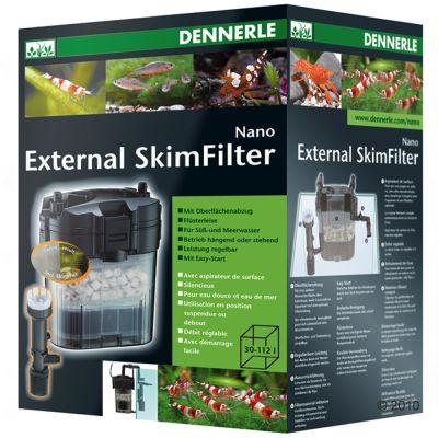 Dennerle Nano External Skim Filter - Nano external filter