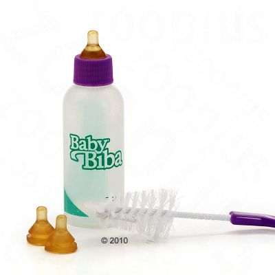 Feeding bottle for hand rearing - 70 ml