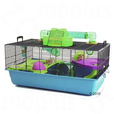 Cage Savic Heaven 80 pour hamster - L 80 x l 50 x H 50 cm