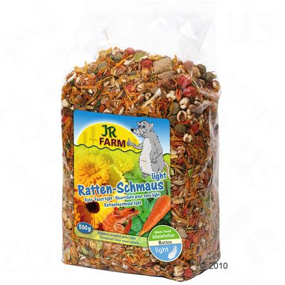 JR Farm Rat Feast Light - 2 x 500 g