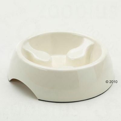 Savic Gobble-Stop Bowl, ivory colour - 1,100 ml