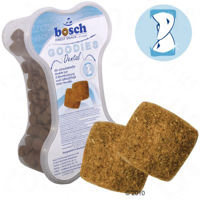 Bosch Goodies Dental - Saver Pack: 3 x 450 g