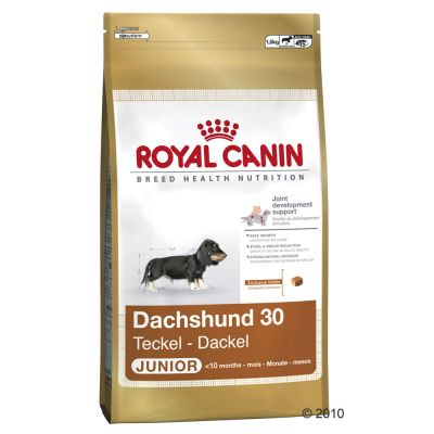 Royal Canin Breed Dachshund 30 Junior - Economy Pack: 3 x 1.5 kg