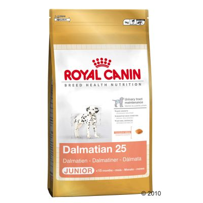 Royal Canin Breed Dalmatian 25 Junior - Economy Pack: 2 x 12 kg
