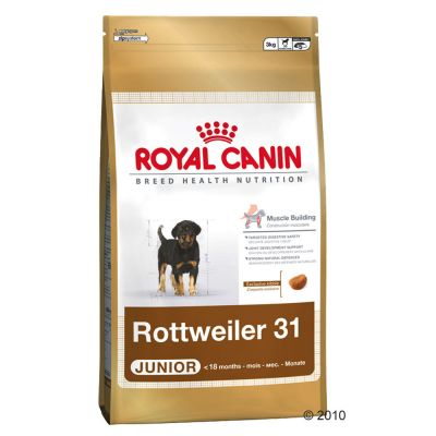 Royal Canin Breed Rottweiler 31 Junior - 12 kg