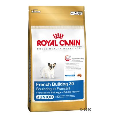 Royal Canin Breed French Bulldog 30 Junior - 10 kg