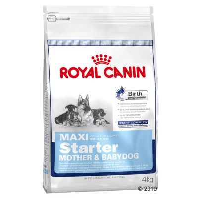 Royal Canin Maxi Starter - Economy Pack 2 x 15 kg