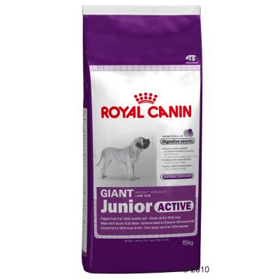 Royal Canin Giant Junior Active – 15 kg