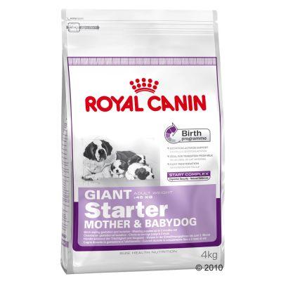 Royal Canin Giant Starter - Economy Pack: 2 x 15 kg