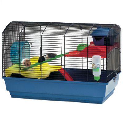 Cage Savic Cambridge pour hamster et souris - L 62 x l 36 x H 43 cm