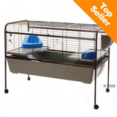 Small Pet Cage R5A 120 - Granite Grey