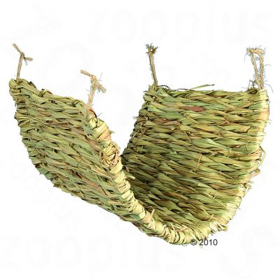 Natural Grass Hammock - 40 x 28 cm