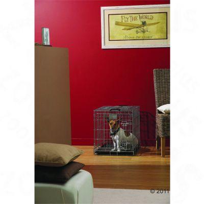 Savic Dog Residence with cushion - 61 x  46 x 53 cm (L x W x H)