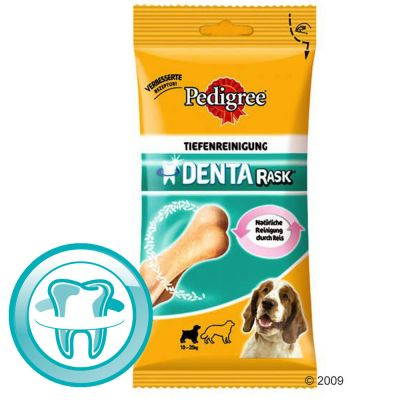 Pedigree Denta Rask - Medium (2 pce, approx. 140 g)