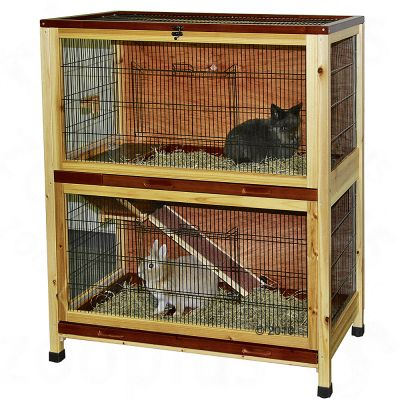 Small Pet Cage Indoor - 100 x 54 x 118 cm (L x W x H)