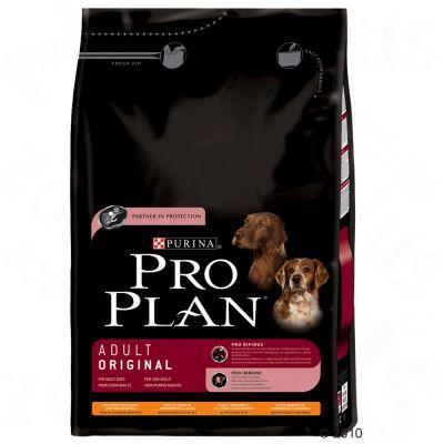 Pro Plan Adult Original Chicken & Rice - 3 kg