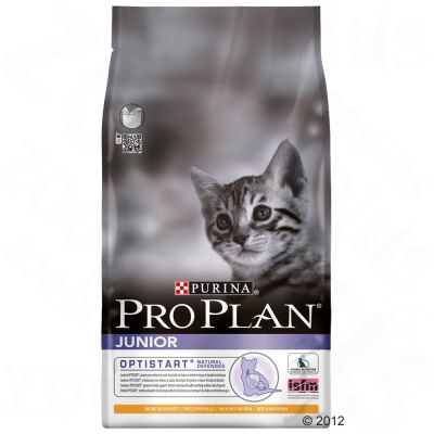 Purina Pro Plan Junior Cat Optistart - Rich in Chicken - 1.5kg