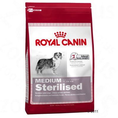 royal canin medium adult sterilised 3 kg. Black Bedroom Furniture Sets. Home Design Ideas