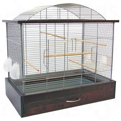 Cage pour oiseaux  Marina- L 75 x l 45 x H 72 cm