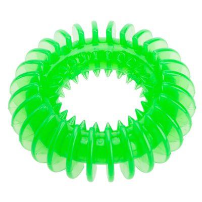 Anneau de jeu pour chien en caoutchouc thermoplastique- 1 jouet