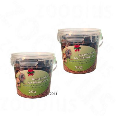 Mucki Melange proteine pour rongeur - 2 x 20 g