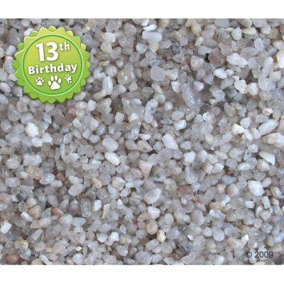 Light Quartz Gravel  - 15 kg
