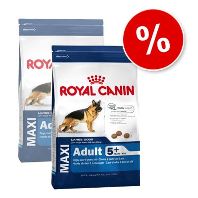 Royal Canin Maxi Adult 5+ - Economy Pack: 2 x 15 kg