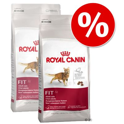 Royal Canin Fit 32 - Economy Pack: 2 x 10 kg