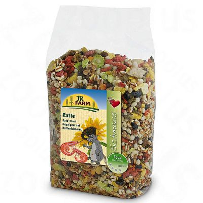 JR Farm Schmaus pour rat - 2 x 2,5 kg