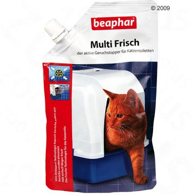 Beaphar Multi Fresh for Cat Toilets - 400 g