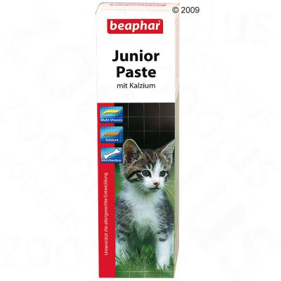 Beaphar Junior Paste fuer Kaetzchen - 3 x 100 g
