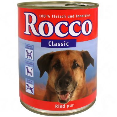 Rocco Classic 6 x 800 g - Beef with Lamb