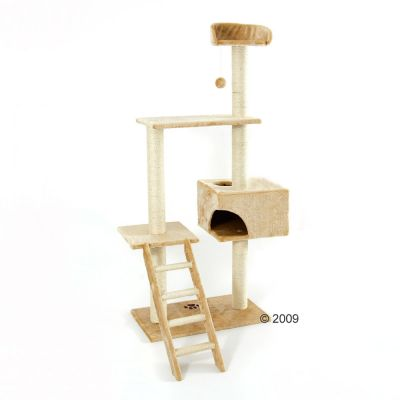 Filou Cat Tree - Beige
