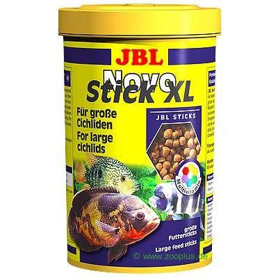 JBL NovoStick XL Food Sticks - Large Cichlids - 1l