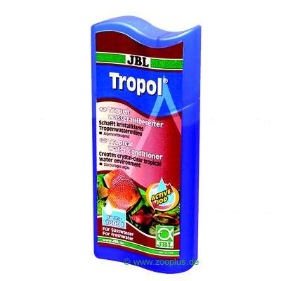 JBL Tropol Water Conditioner - 250 ml for 1000 l