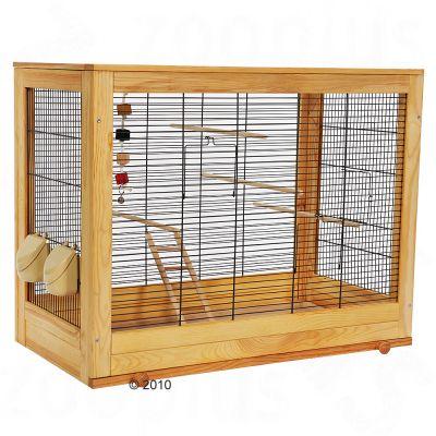 Mara Skyline Budgie Cage - 78 x 43 x 62 cm (LxWxH)