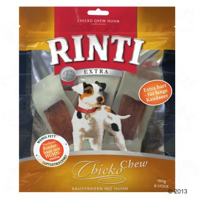 Rinti Extra - Chicko Chews - Chicken (150g)