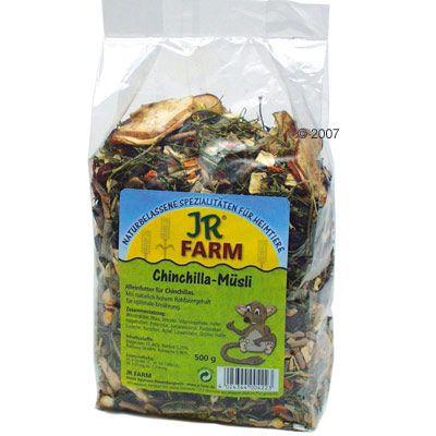 JR Farm Chinchilla Cereal - Saver Pack: 2 x 500 g