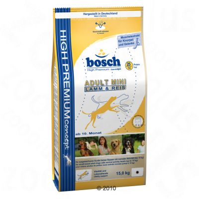 Bosch Adult Mini Lamb & Rice - 3 kg